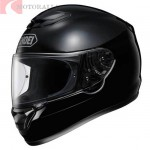 Casco Shoei Qwest Negro Mate Integral