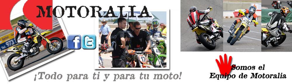 Accesorios para la Moto y el Motorista