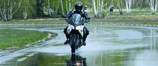 chaqueta moto lluvia